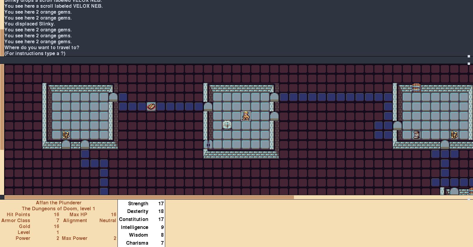Install Tileset in Nethack X11